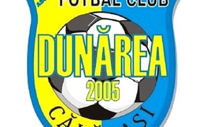 DUNĂREA CĂLĂRAŞI, campioană județeană la Juniori D