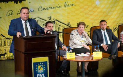 """Iliuță, la lucrările Comitetului de Coordonare Local Călărași: """"Îmi doresc ca noul președinte al PNL Călărași să ne reprezinte cu cinste"""""""