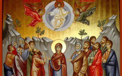 Joi, Înălţarea Domnului/Ce semnifică leușteanul pus în casă, în această zi
