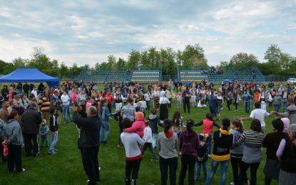 Comuna Ciocănești, la ceas de sărbătoare FOTO
