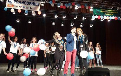 Călărași/Câștigătorii concursului național de retorică, teatru, muzică, desen – LE FRANCOPHILE