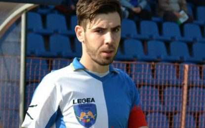 Transfer la Dunărea Călărași/Atacantul Gelu Miodrag Velici va juca pentru două sezoane