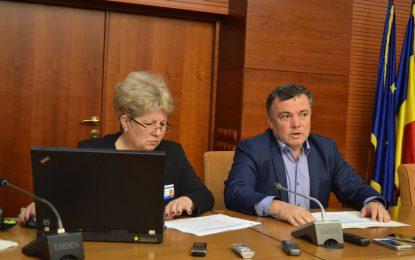 Noi proiecte cu finanţare europeană, în pregătire la Primăria Călărași