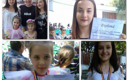 """Copii ai grupului """"FLORES CAMPI"""" Călărași, premiați la Festivalul Național de Muzică și Dans pentru Copii BATCA"""