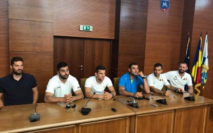 """Handbal/AHC Dunărea, Petrea:""""Vrem să accedem în faza de play-off și să atacăm locurile 5-6"""""""