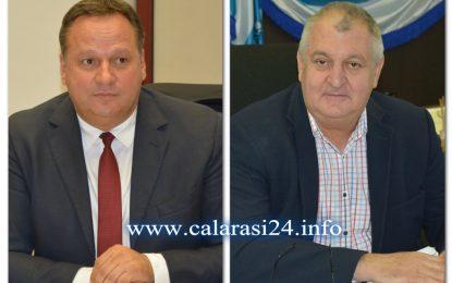 """CJ/Vasile Iliuță:""""Am încredere că primarul municipiului Călărași, Daniel Ștefan Drăgulin, știe cu exactitate care sunt nevoile călărășenilor și că proiectele de investiții vor avea finalitatea dorită"""""""