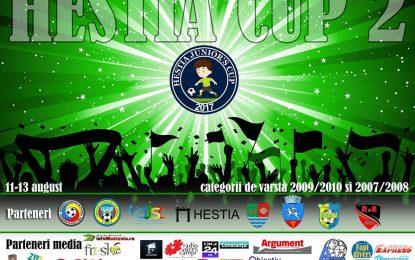 HESTIA Junior's Cup/Programul meciurilor