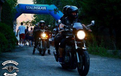 """Călărași/Peste 1300 de participanți la festivalul organizat de Chopper Academy MC România """"Black&White Motor Fest"""", Ediția a VII-a"""