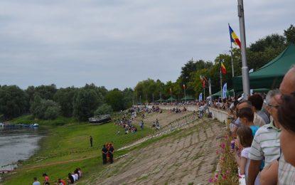 Spectacol pe malul Borcei/Ziua Marinei, la Călărași(FOTO)
