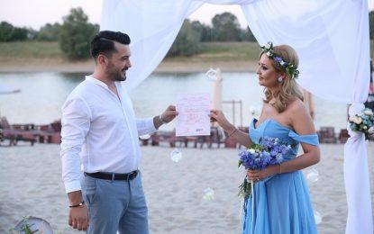 Casă de piatră, Sandra și Mădălin Roșca!