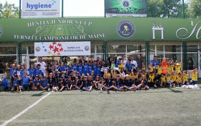 FCSB 2007 și Inter Galaxy 2009, campioane la Hestia Junior's Cup, ediția a 2-a