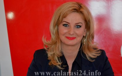 Senatoarea Roxana Pațurcă, reconfirmată în funcția de vicelider al grupului parlamentar PSD