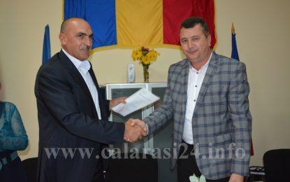 Călărași iubește Basarabia/Administrația satului natal al președintelui Dodon, SADOVA, a semnat un acord de înfrațire cu localitatea CUZA-VODĂ din județul Călărași