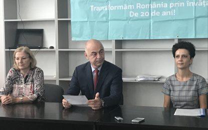 Elena Mihăilescu este noul inspector general al ISJ Călărași/Vezi ce a declarat imediat după numire