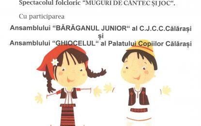 """""""7 ZILE – 7 ARTE""""-Eveniment cultural important la Călărași/Vezi programul complet al manifestărilor"""