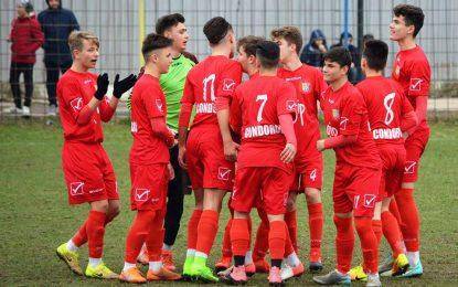Victorie pe linie pentru juniorii Dunării Călărași