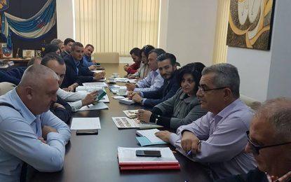 Întâlnire între reprezentanții REBU, ai Primăriei Călărași, Ecomanagement Salubris și Consiliul județean