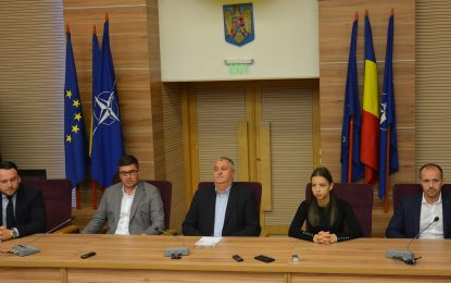 Organizația Județeană TNL Călărași o susține pe Mara Mareș la șefia tineretului liberal