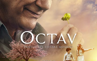 """Filmul """"Octav"""", proiecție specială la Călărași, în prezența lui Marcel Iureș și a Mariei Obretin"""