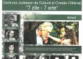 """""""7 ZILE – 7 ARTE""""/Programul zilei de vineri, 6 octombrie """"Arta cinematografică"""""""