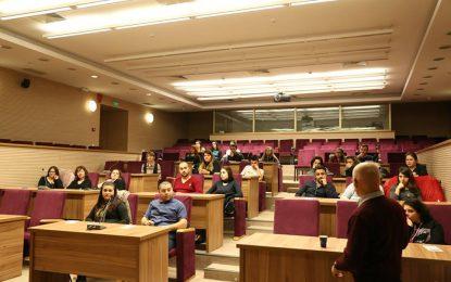 Consiliul Județean Călărași a primit vizita unei delegații a studenților bulgari din Silistra