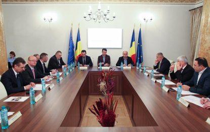 Drăgulin, prezent la lucrările Comitetului Director al Asociației Municipiilor din România