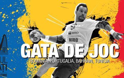 Trofeul Carpați 2018 la handbal masculin/Competiția începe pe 5 ianuarie