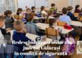"""Deputat Emil Florian Dumitru: """"Majoritatea școlilor, din județul nostru și din întreaga țară, se vor redeschide începând cu 8 februarie"""""""