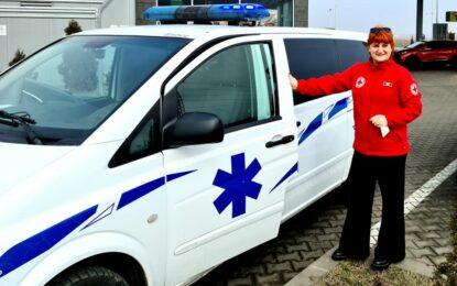 Crucea Roșie Călărași angajează șoferi pentru ambulanțe