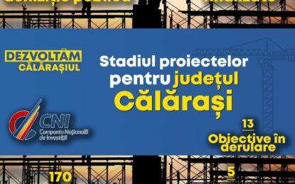 """""""Ne-am luat un angajament ferm în fața călărășenilor""""- senator Ciprian Pandea"""