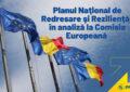 """Deputat Emil-Florian Dumitru: """"Experții Comisiei Europene urmează să analizeze Planului Național de Redresare și Reziliență(#PNRR) trimis de Guvernul României"""""""