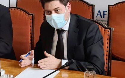 """Secretar de stat Marius Micu:""""Schimările climatice, un risc major al agricultorilor români"""""""