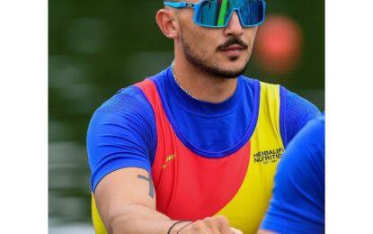 Multiplul campion european, Alexandru CHIOSEAUA/CSM Călărași, calificat la J.O. de la TOKYO!