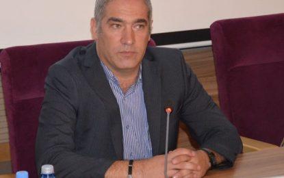 Fostul administrator al județului Călărași, Daniel Ștefan, numit prefect de Prahova