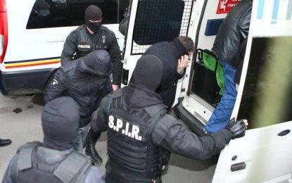 IPJ Călărași/Şase bărbaţi reţinuţi de poliţişti pentru săvârşirea de infracţiuni cu violenţă