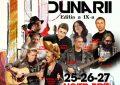 """Festivalul Național de Muzică Folk """"CHITARA DUNĂRII"""" începe vineri, 25 noiembrie/Uite care este programul"""
