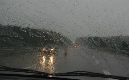 Poliţia Rutieră Călărași vă sfătuieşte: Circulați cu atenție pe timp de ploaie!