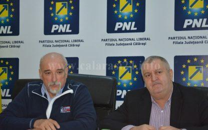 Ce spun Filipescu și Drăgulin despre viitorul președinte al PNL Călărași