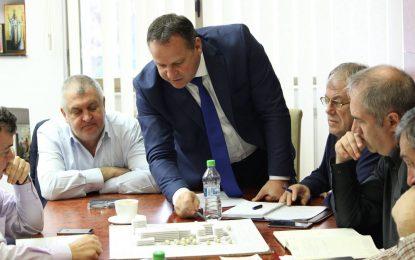Consiliul Județean și Primăria Călărași au reluat discuțiile pe regenerarea urbană