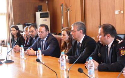 Consiliul Județean achiziționează, printr-un proiect european, echipamente moderne de intervenție pentru ISU Călărași