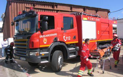 ISU Călăraşi continuă activităţile de recrutare a candidaţilor pentru concursurile de admitere/Liceenii au ocazia să afle cum pot deveni pompieri profesionişti