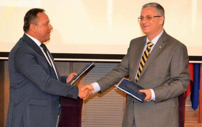 Consiliul Județean Călărași a semnat primul contract pentru modernizarea DJ 402(Curcani-Măriuța) și DN3(Belcigatele – Măriuța), finanțat prin POR