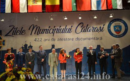 Zilele Municipiului Călărași – Deschiderea oficială FOTO