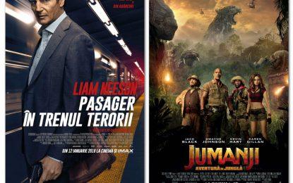 Hai la cinema/Filmele lunii ianuarie, la Călărași
