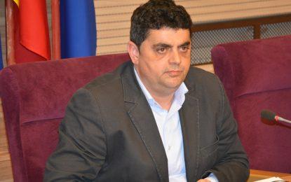 Florin Brişan, președintele AFC DUNĂREA Călărași: Obiectivul nostru pentru 2018 este promovarea în liga I