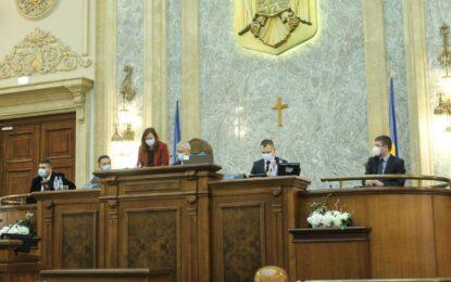 PNL Călărași/ Senator Ciprian Pandea: Voi fi membru în Comisia de Administrație Publică și secretar al Comisiei pentru comunicații și tehnologia informației