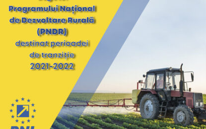 """Deputat Emil-Florian Dumitru: """"3,26 miliarde euro este bugetul Programului Național de Dezvoltare Rurală (PNDR) destinat perioadei de tranziție 2021-2022"""""""