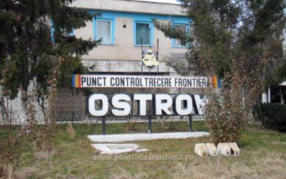 Camion, condus de un român, oprit vama de la Ostrov. Aducea, ilegal, deșeuri din Grecia