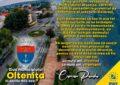 Senator Ciprian Pandea/Mesaj pentru oltenițeni de ziua municipiului
