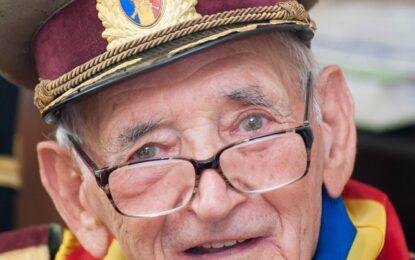 Senator Pandea/Mesaj cu prilejul Zilei veteranilor de război
